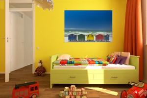 Bild für Kinderzimmer