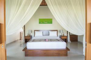 Bali Hotelzimmer Foto